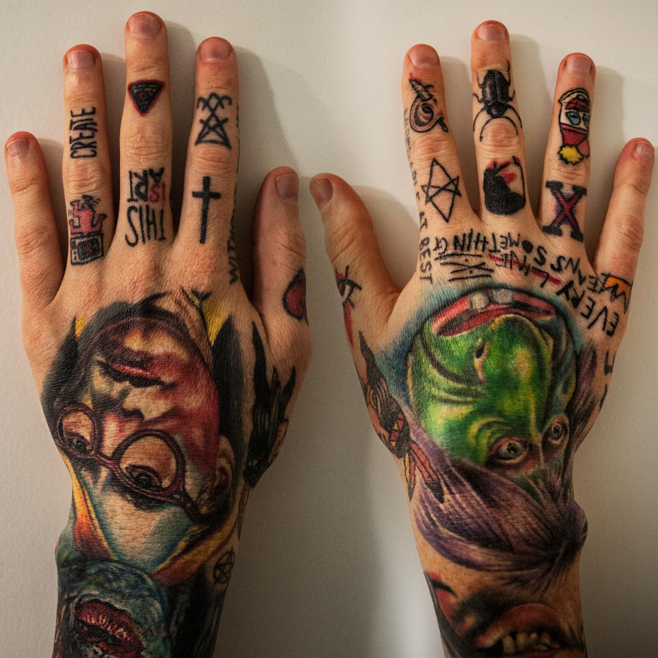 Сонник черви под кожей на руках 32