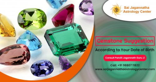 Experience astrology and its wonders in all aspects and follow Pandit Sai Jagannath Guruji astrologer in Bangalore. Get your Lucky stone / Number / Name. Book your appointment at https://saijagannathaastrologycenter.com/
