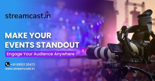 Streamcast.in is one in all the main live wedding webcasting and web-based feature provider in Bangalore. We are catch video continuously and broadcast it to audiences across multiple platforms simultaneously.  Website: https://streamcast.in/