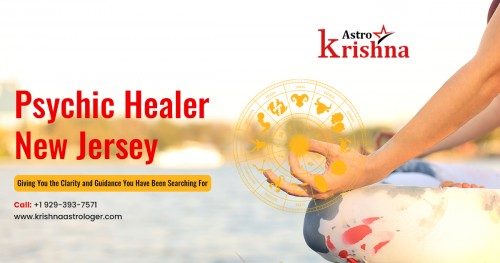 #Krishnaastrologer - Best Psychic in New Jersey. Feeling disconnected? Why Wait? World-Renowned Psychic 18 Years' Experience Spiritual Healer Get Fast Help Now! Book a session today for a powerful Psychic Reading Services in New Jersey.  Astrologer Krishna exactly understands what problem you facing, then will he give the finest solution. He is able to predict your future and current life problems. Krishna has high knowledge in the field of astrology & he delivers a positive solution. Why he is best means he was trained by generation of positive astrologers.  Call: +1 9293937571  Visit Us: https://www.krishnaastrologer.com/  For More Information: https://www.krishnaastrologer.com/astrologer-in-new-jersey.html