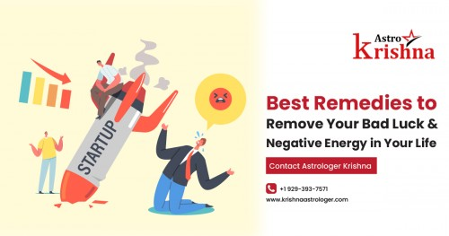#Krishnaastrologer Best Astrologer for Negative Energy Removal in USA. Sort out your Life, Relationships, Business, and Career with Psychic Readings. Do check us out! Giving you the clarity and guidance you have been searching for.  Krishna Astrologer is considering as the Best Astrologer in USA. He is No.1 astrologer and gives a powerful remedy to get rid of solutions. Krishna one of the expert & well-known astrologer and will give 100% perfect prediction, practical solutions. He regularly trained by well-thought of family astrologers.  Call Our Psychic!! +1 9293937571  Visit Us: https://www.krishnaastrologer.com/