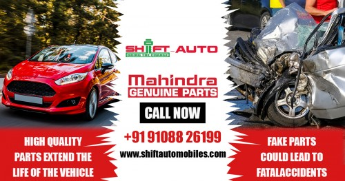 #Shiftautomobiles – Shop for Mahindra Genuine Parts. Choose right Automobile Spare Parts to extend the life of your vehicle, safety and performance standards. Free door delivery.  Order today: +91 7338232829  For More Info: http://shiftautomobiles.com/